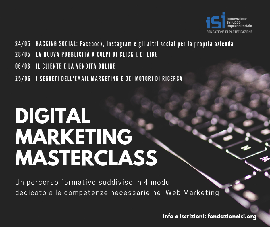 FB IG digital marketing masterclass