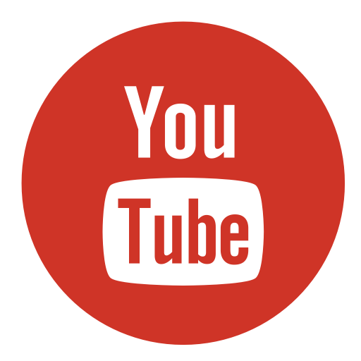 iconfinder youtube circle color 107167